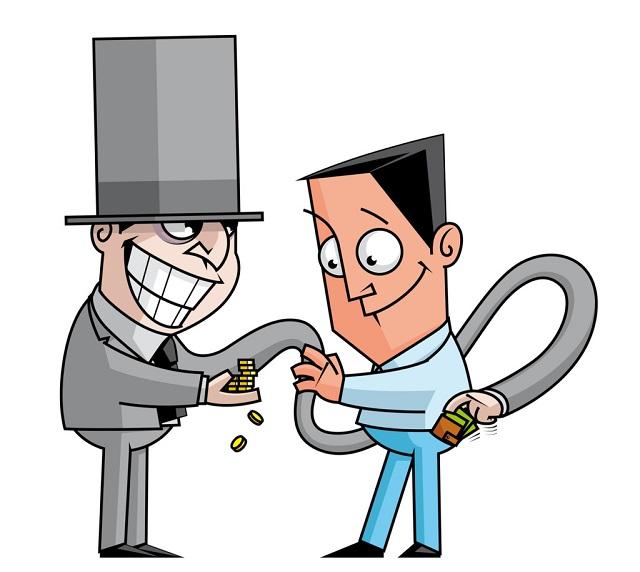 Bạn không nên mạo hiểm tham gia vào hệ thống lừa đảo hoạt động theo dạng Ponzi
