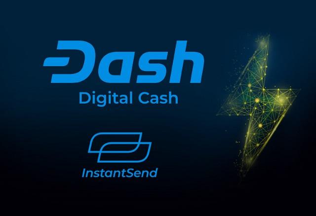 DASH đã tích hợp thêm dịch vụ giao dịch tức thời InstantSend