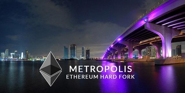 Hard Fork là gì? - hãy quan sát tiến trình Hard Fork của Metropolis
