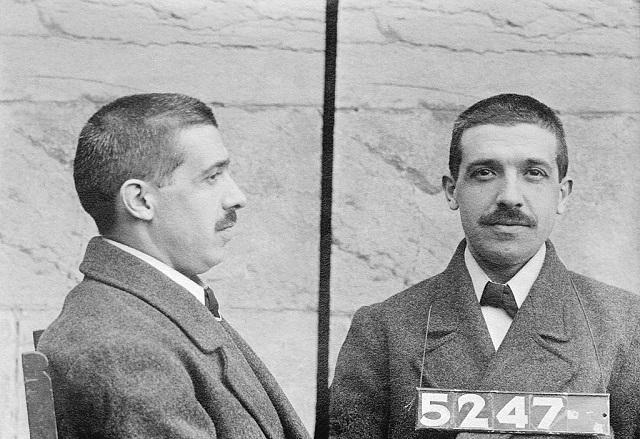 Mô hình Ponzi là gì? Charles Ponzi từng thực hiện phi vụ lừa đảo khét tiếng hồi những năm 1920