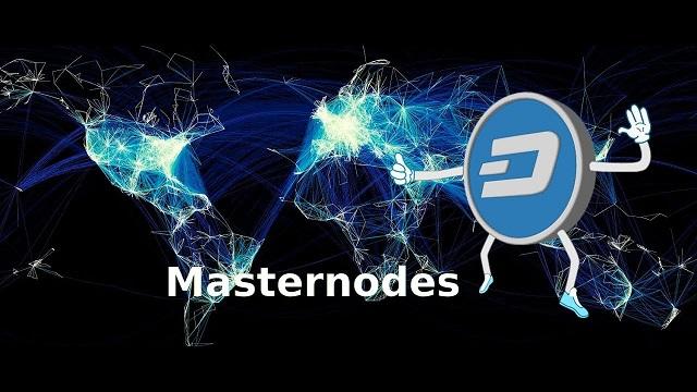 Muốn trở thành một Masternodes, người dùng phải đặt cọc ít nhất 1.000 DASH