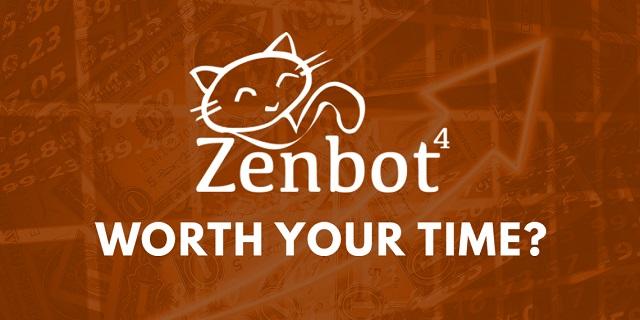 Zenbot cũng là kiểu phần mềm mã nguồn mở như Gekko