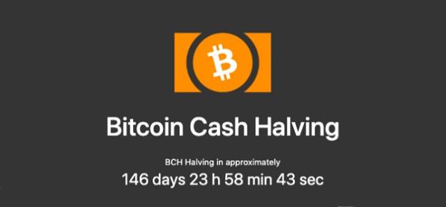 Mục đích sử dụng BCH là để làm phần thưởng khối